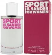 Jil Sander Sport Woman toaletní voda 50ml