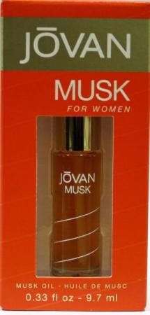 Jovan Musk Oil parfémovaný olej 9,7 ml