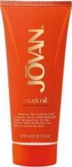 Jovan Musk Oil Woman sprchový gel 200 ml