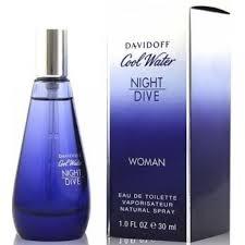 Davidoff Cool Water Nightdive Woman toaletní voda