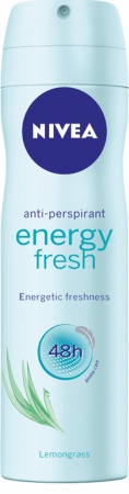 Nivea deospray Energy Fresh 150 ml