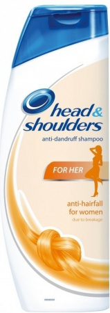 Head&Shoulders šampón Hair Fall Defense