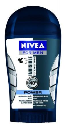 Nivea deostick Men Black & White Power 40 ml