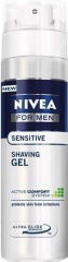 Nivea gel na holení Men Sensitive 200 ml