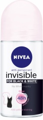 Nivea roll on Black & White Clear 50 ml