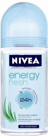 Nivea roll on Energy Fresh 50 ml