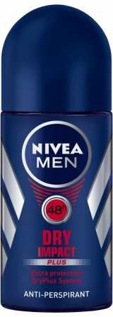 Nivea roll on Men Dry Impact 50 ml