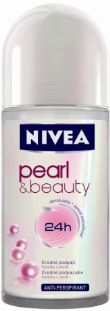 Nivea roll on Pearl Beauty 50 ml