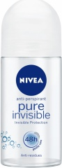Nivea roll on Pure Invisible 50 ml