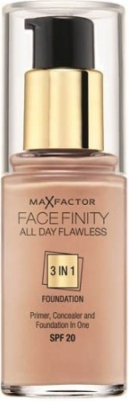 Max Factor make-up Facefinity All Day Flawless 3v1 30 ml
