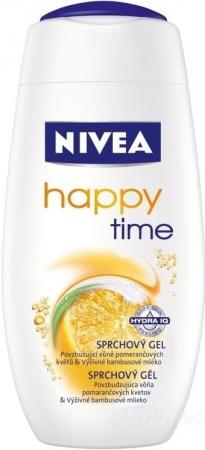 Nivea sprchový gel Orange 250 ml