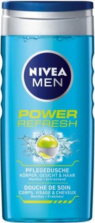 Nivea sprchový gel Men Power Refresh 250 ml