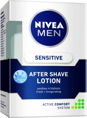 Nivea voda po holení Men Sensitive 100 ml
