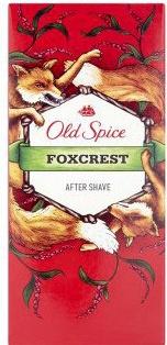 Old Spice voda po holení Foxcrest 100 ml