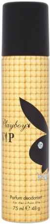 Playboy deospray Vip 75 ml