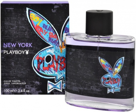 Playboy toaletní voda Men New York 100 ml