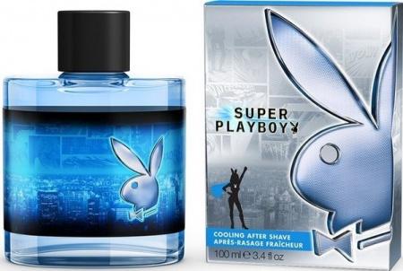 Playboy voda po holení Super Playboy 100 ml
