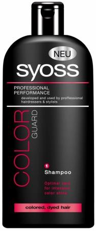 Syoss šampon na vlasy Color Luminance & Protect 500 ml