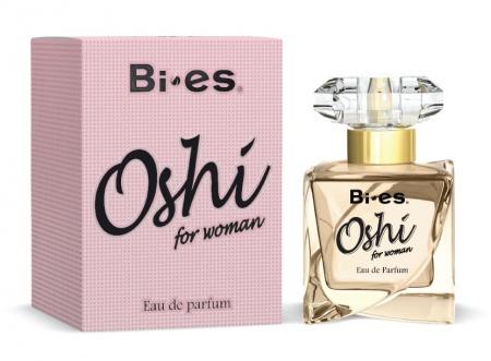 BI-ES parfémová voda Oshi Woman 50 ml - TESTER