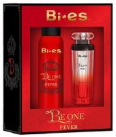 BI-ES sada Be One Fever parfémovaná voda 50 ml+deospray 150 ml