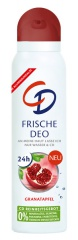 CD deospray Granate 150 ml