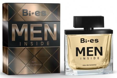 BI-ES toaletní voda Men Inside 100 ml - TESTER