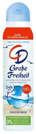CD deospray Frische Brise 150 ml