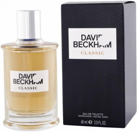 David Beckham Classic toaletní voda 90 ml