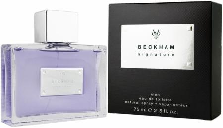 David Beckham Signature toaletní voda 50 ml