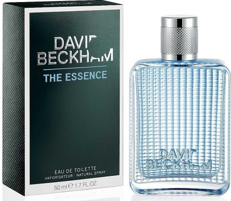 David Beckham The Essence toaletní voda 50 ml
