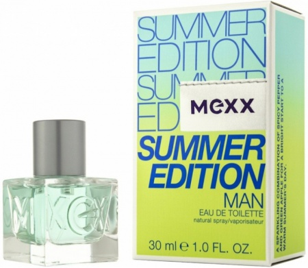 Mexx Men Summer Edition 2014 toaletní voda 30 ml