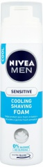 Nivea pěna na holení Men Sensitive Cooling 200 ml