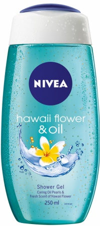 Nivea sprchový gel Hawaii Flower & Oil 250 ml