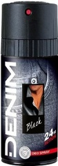Denim deospray Black 150ml