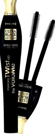 Bourjois mascara Twist Up Volume Ultra black 52 8 ml