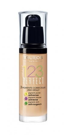 Bourjois make-up SPF10 123 Perfect 30ml