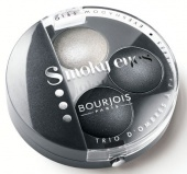 Bourjois stíny Trio Eyeshadow 01 4,5 g
