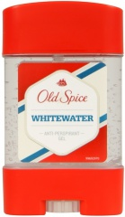 Old Spice clear gel Whitewater 70 ml