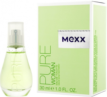 Mexx Pure for Woman toaletní voda 30 ml