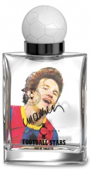 BI-ES Footbal Stars toaletní voda Messi 100 ml - Tester