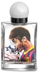 BI-ES Footbal Stars toaletní voda Neymar 100 ml - Tester