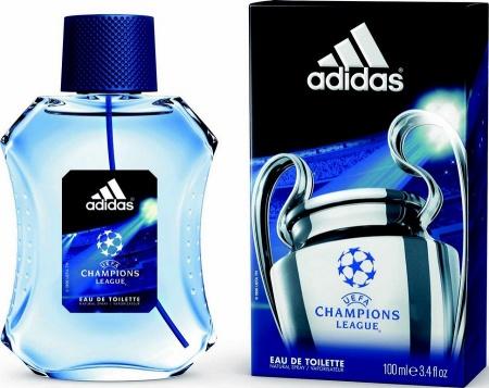 Adidas toaletní voda Champions League 50 ml
