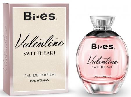 BI-ES parfémová voda Valenline Sweetheart 100 ml