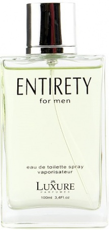 Luxure Men Entirety parfémovaná voda 100 ml - TESTER 50-70% obsah