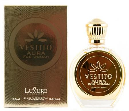 Luxure Vestito Aura parfémovaná voda 100 ml - TESTER 50-70% obsah