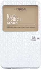 Loreal make up True Match Genius 4v1 Super Smart Foundation 7 g