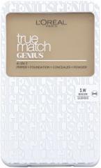 Loreal make up True Match Genius 4v1 Super Smart Foundation 7 g