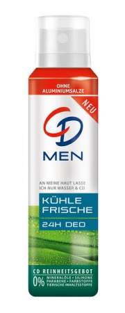 CD deospray Men 150 ml