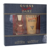 Guess sada Double Dare EDT 30ml+tělové mléko 200ml