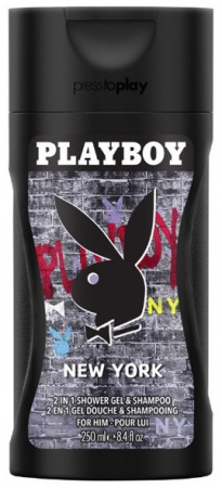 Playboy sprchový gel Men New York 250 ml